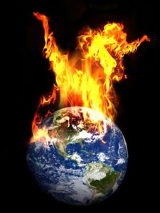 The Challenge of Marketing a Good Cause - Is the World on Fire?
